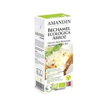 bechamel vegana vegetariana arroz ecológica comprar