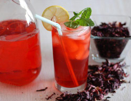 """Receta  de """"Bissap"""", La Bebida nacional de Senegal"""