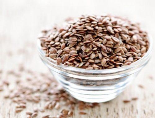 Limpia tu colon con semillas de lino!