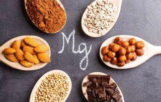 vínculo estado de magnesio y demencia