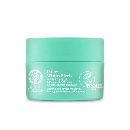 Crema-gel hidratante para pieles grasas con problemas de acné Natura Siberica